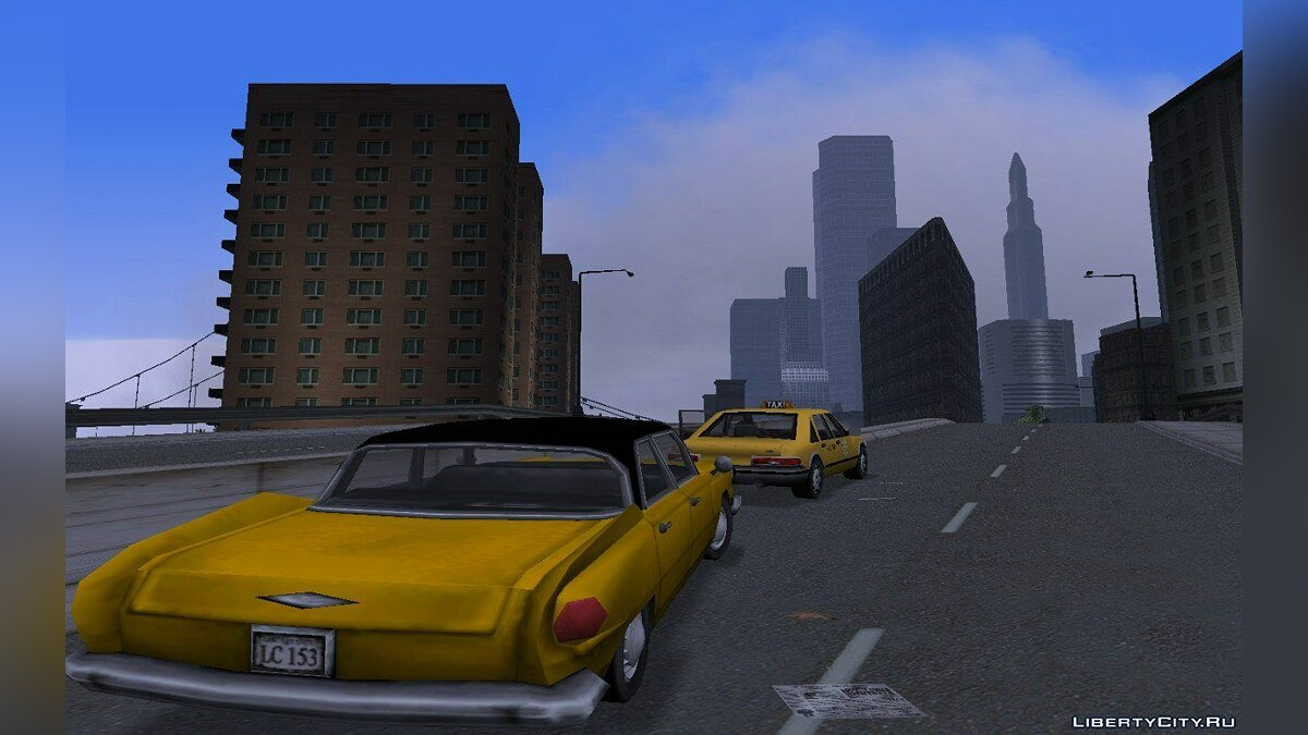 2012 Re-Release v1.0 for GTA 3 - screenshot #2
