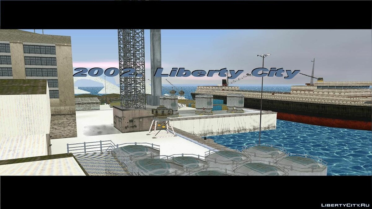 Grand Theft Auto 3 Frosted Winter for GTA 3 - screenshot #7