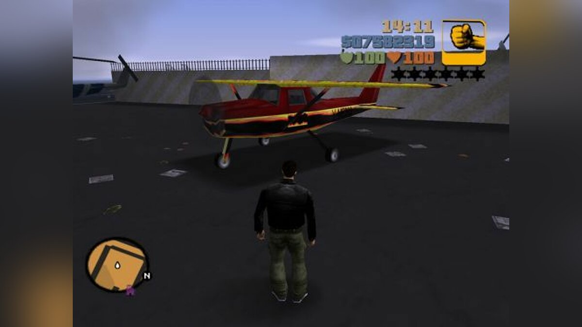 FireFly Dodo for GTA 3
