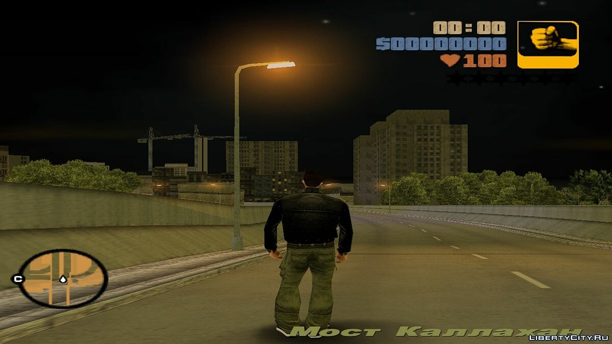 Mod Main.scm for mods (clean) for GTA 3