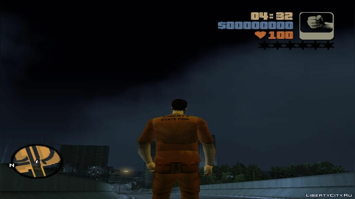 Mod Grand Theft Auto III beta timecycle for GTA 3