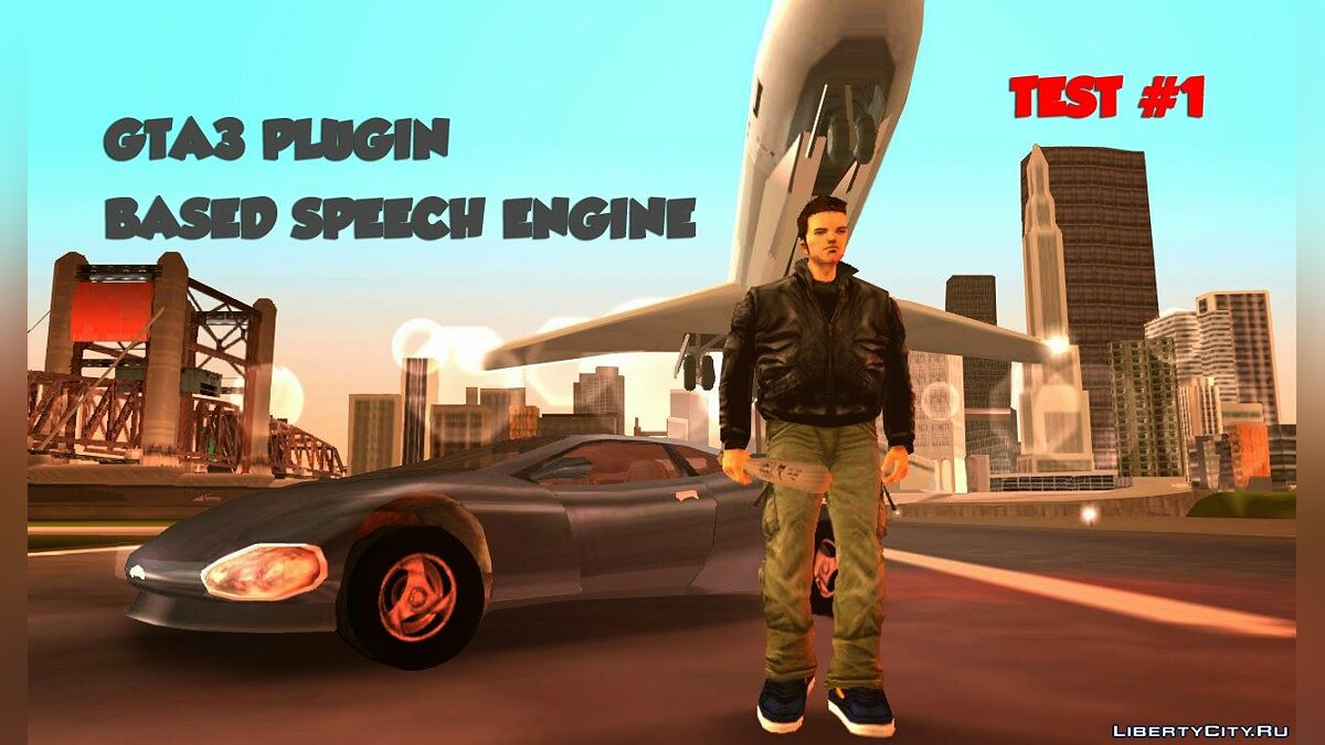 KLOD LEARNED TO SPEAK ?! // GTA3pbse Project for GTA 3 - Картинка #1