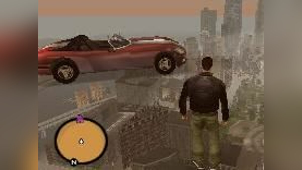 Islands and locations City mod for GTA 3