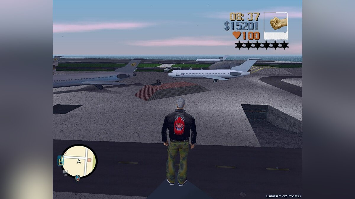 Islands and locations Zone 69 for GTA 3