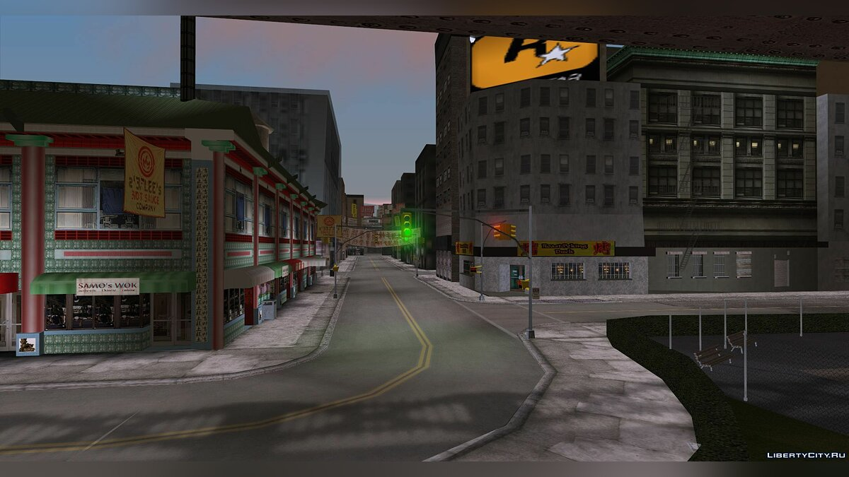 Islands and locations Project Zen V1.0.3 for GTA 3