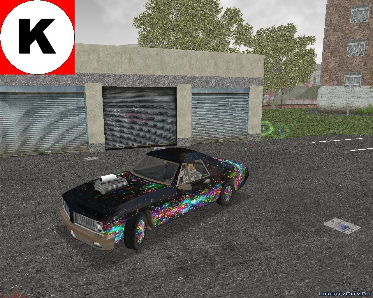 Replacement of cars in GTA 3 (20 file)