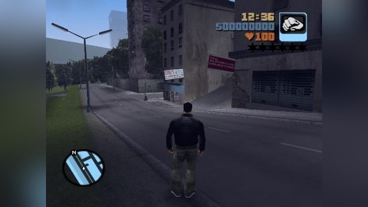 Hud + Radar for GTA 3 - Картинка #1