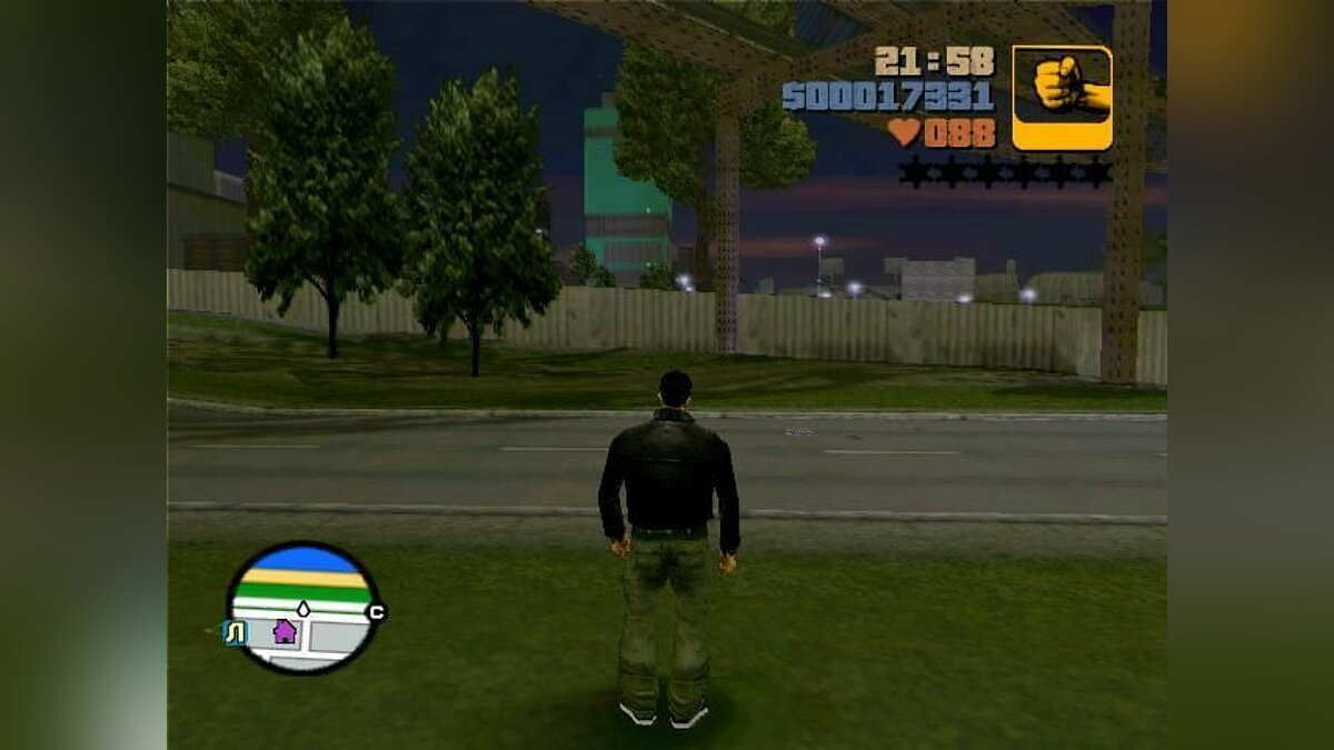 Liberty city canada-color mod for GTA 3