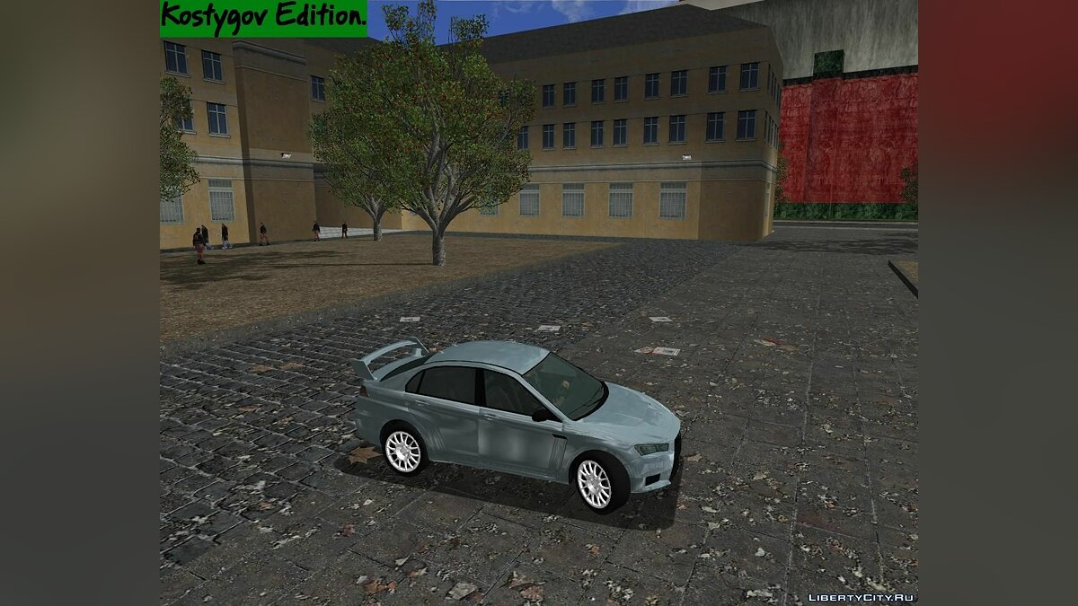Staunton R-TXD. Mipmapped. for GTA 3 - screenshot #3