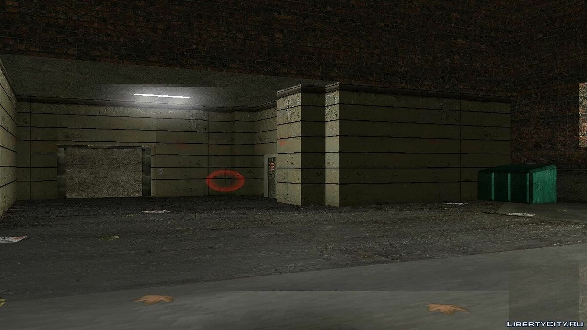 New texture shelters in Staunton Island for GTA 3 - screenshot #2