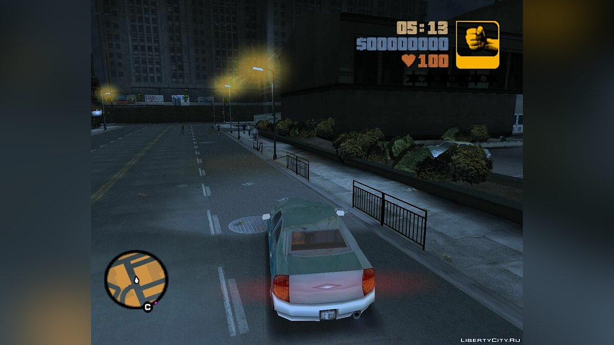New generic v3 for GTA 3