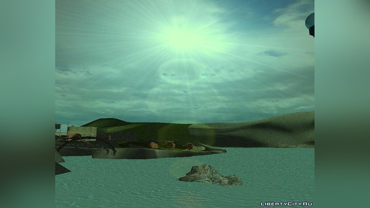 New Water Texture for GTA 3 for GTA 3 - screenshot #2
