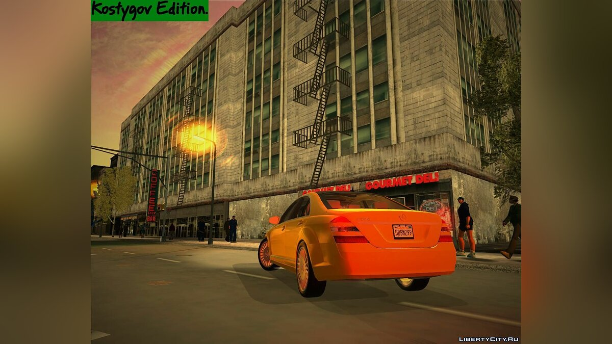 Portland R-TXD. for GTA 3 - screenshot #2