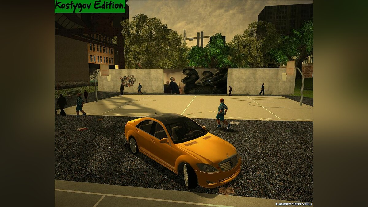 Portland R-TXD. for GTA 3 - screenshot #4