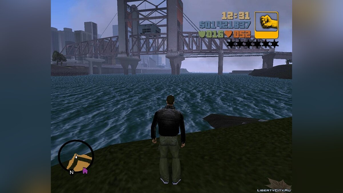 Water for GTA 3