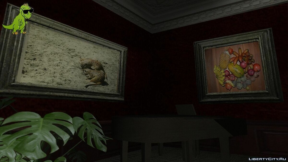 New Texture for Salvatore's Gentlemen's Club (For competition) for GTA 3 - screenshot #2