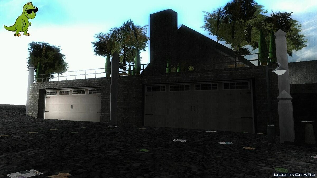 New Texture for Salvatore's Gentlemen's Club (For competition) for GTA 3 - screenshot #4