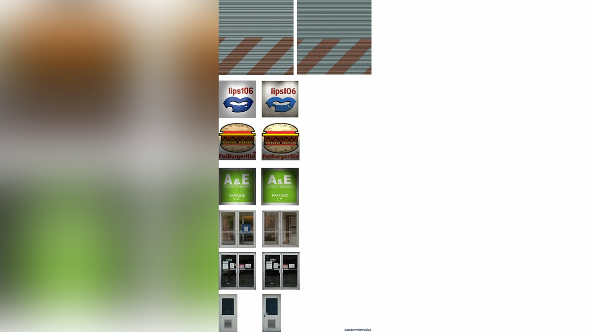 HQ textures for GTAIII for GTA 3 - screenshot #4