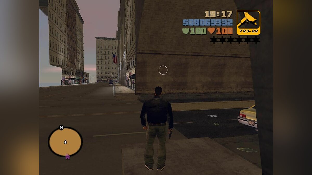 Tunnel To The Ghost Town Ver.2 for GTA 3
