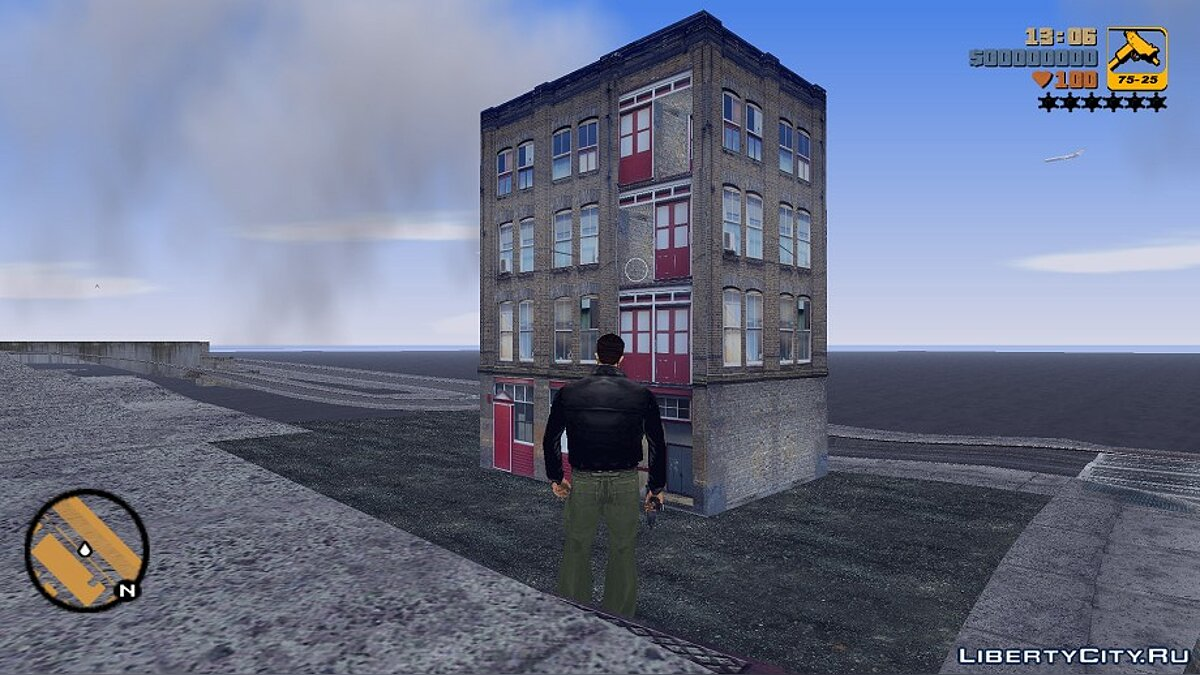 Building from GTA IV for GTA 3 - Картинка #1