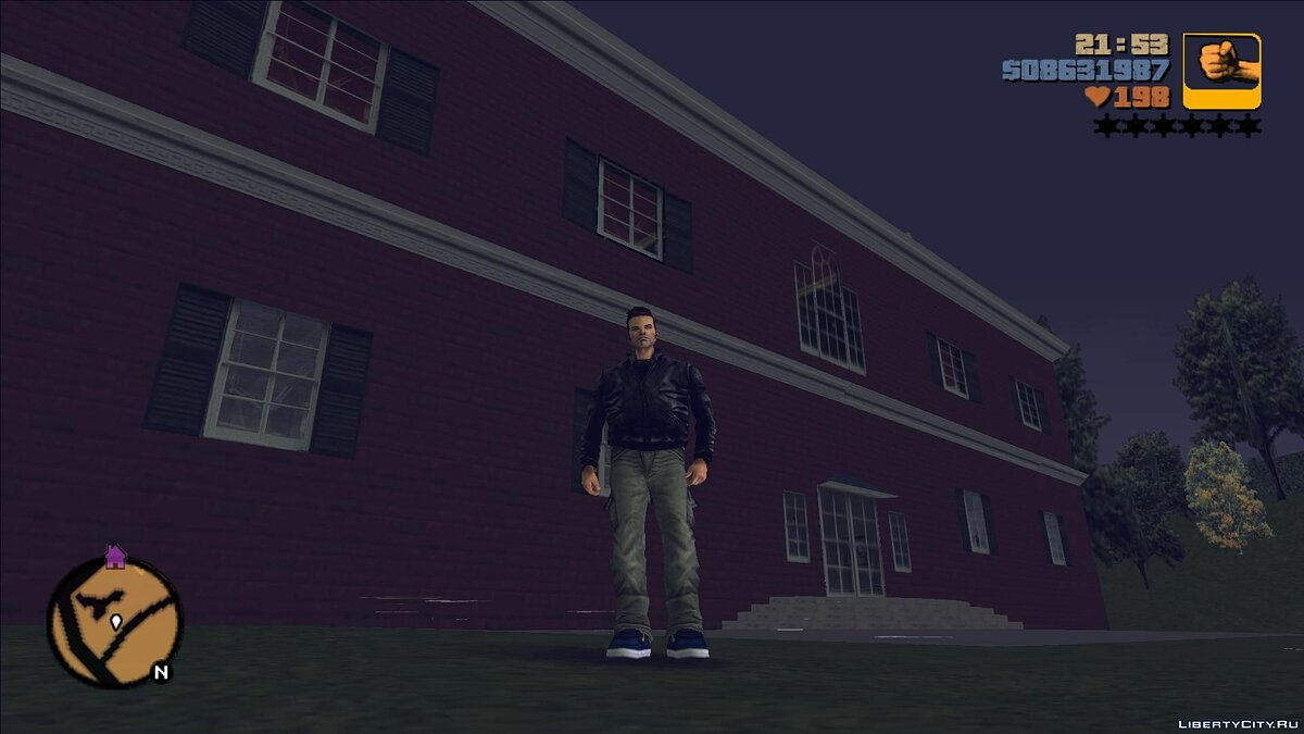 New object Colombian mansion interior for GTA 3
