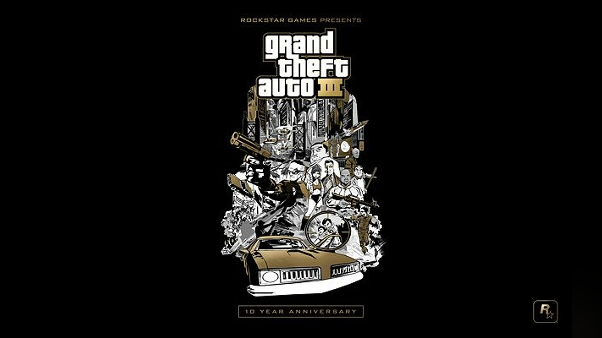 10th Anniversary Music for GTA 3