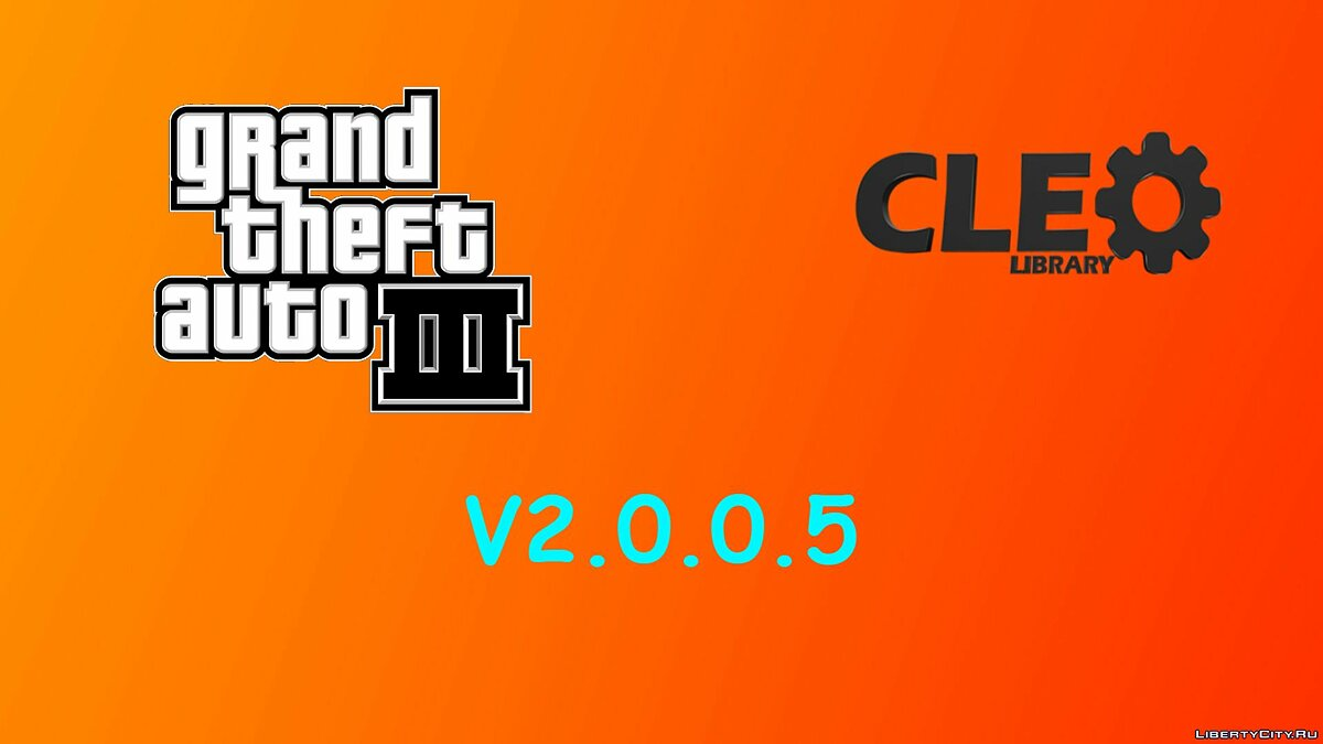 File CLEO v2.0.0.5 for GTA 3