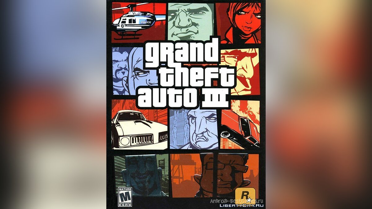 Original gta3.img and txd.img for GTA 3