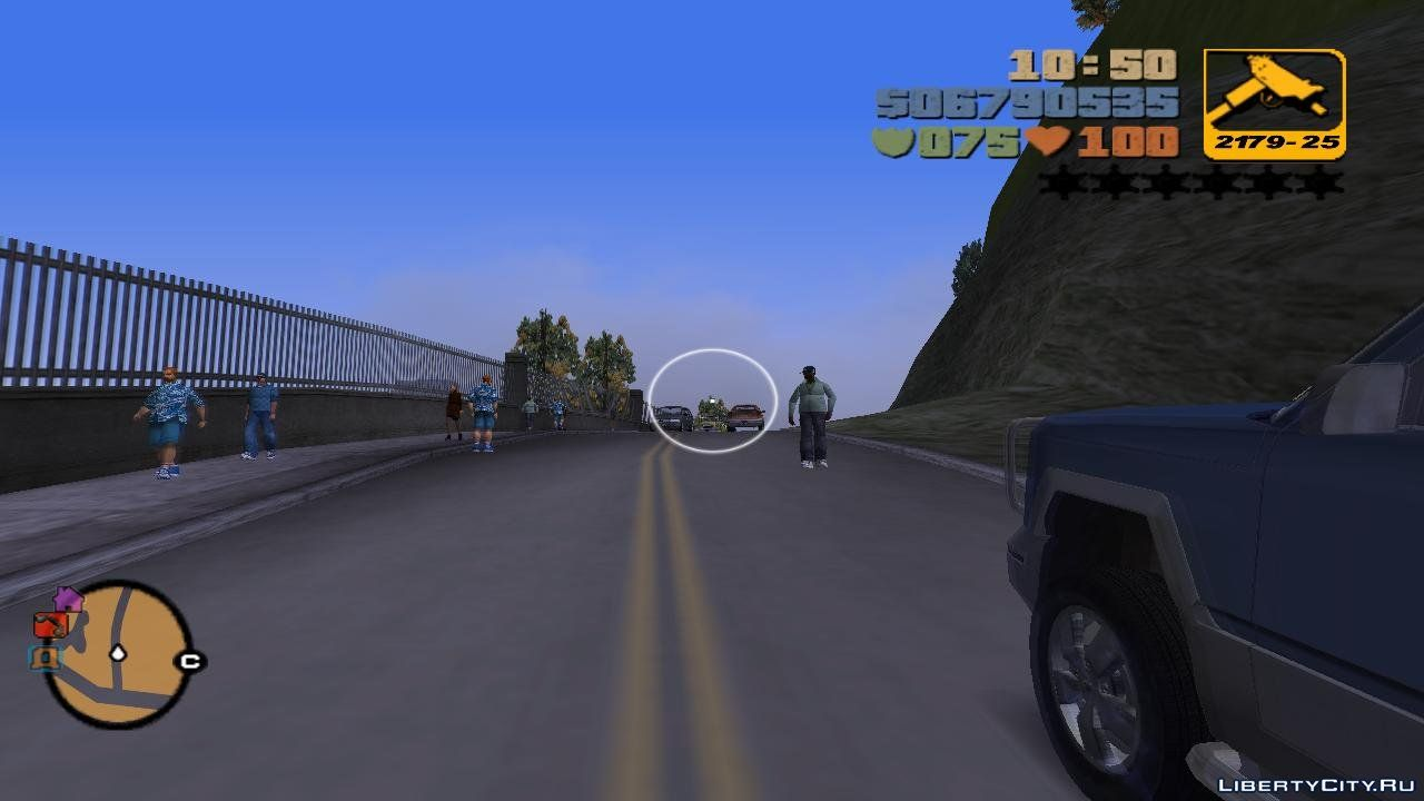 Gta iii first person mod for gta 3