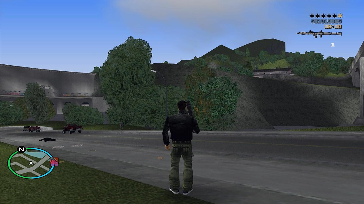 IV Hud for GTA 3