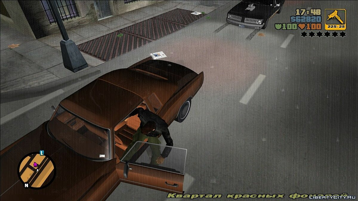 Mod Animations from GTA 4 for GTA 3