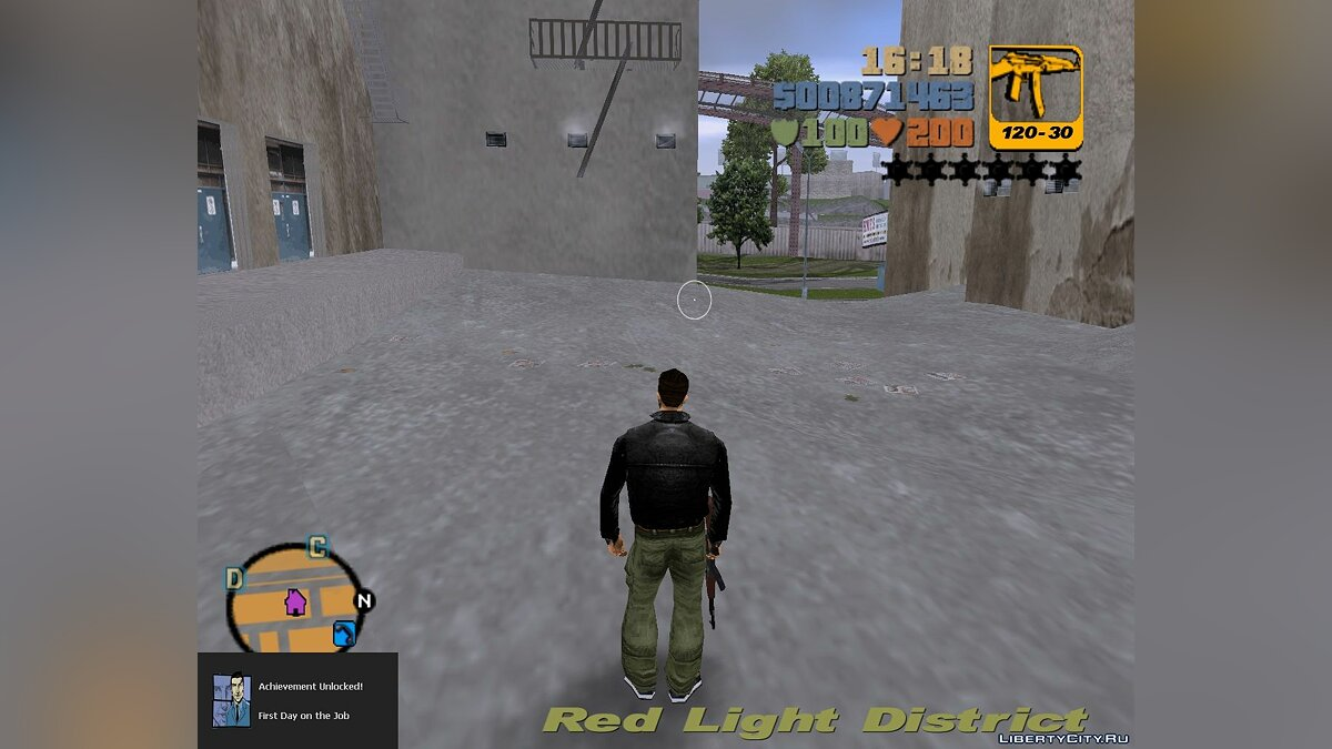 Mod AchievementsSys (GTA III) for GTA 3