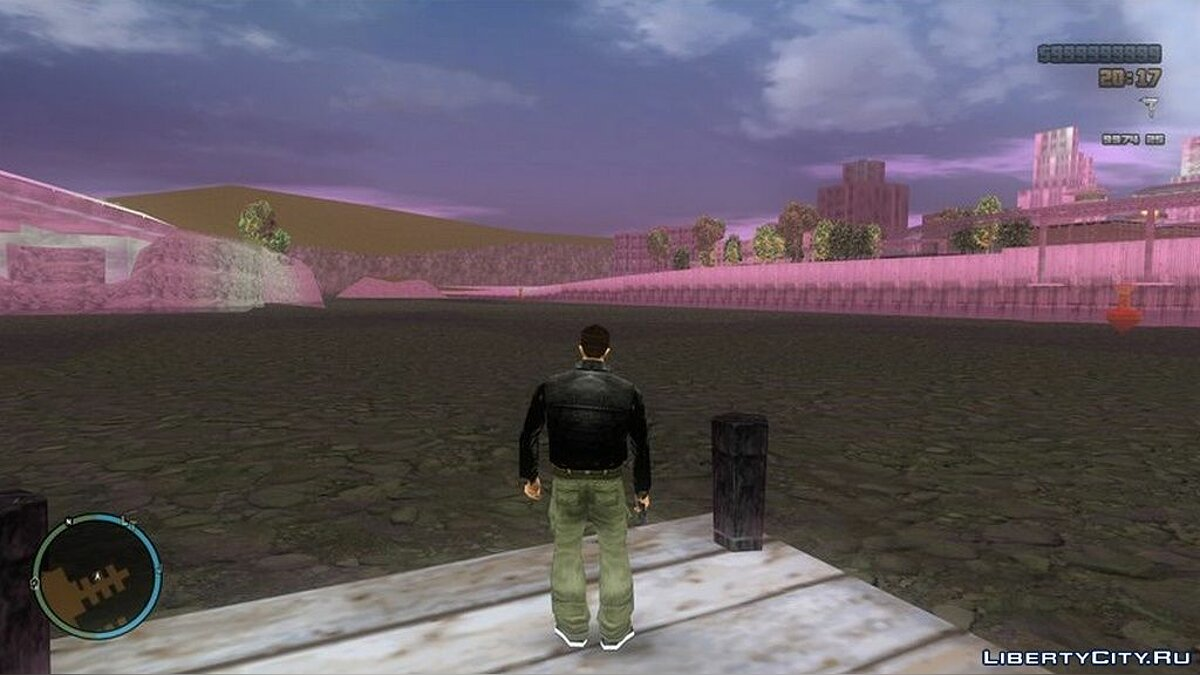 Mod New HD effects for GTA 3