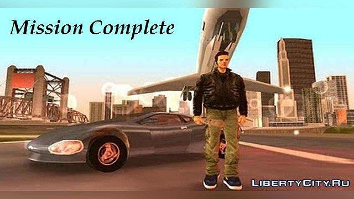 GTA IV Mission Complete Sound for GTA 3 - Картинка #1