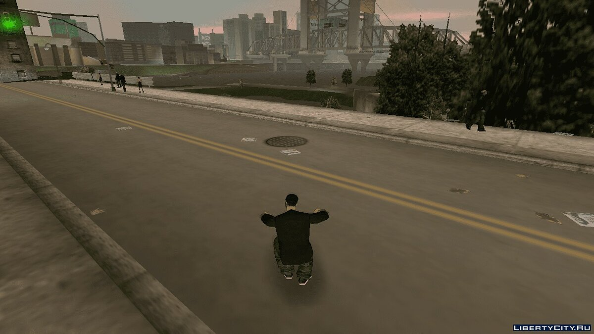 Mod Jump without falling mod for GTA 3