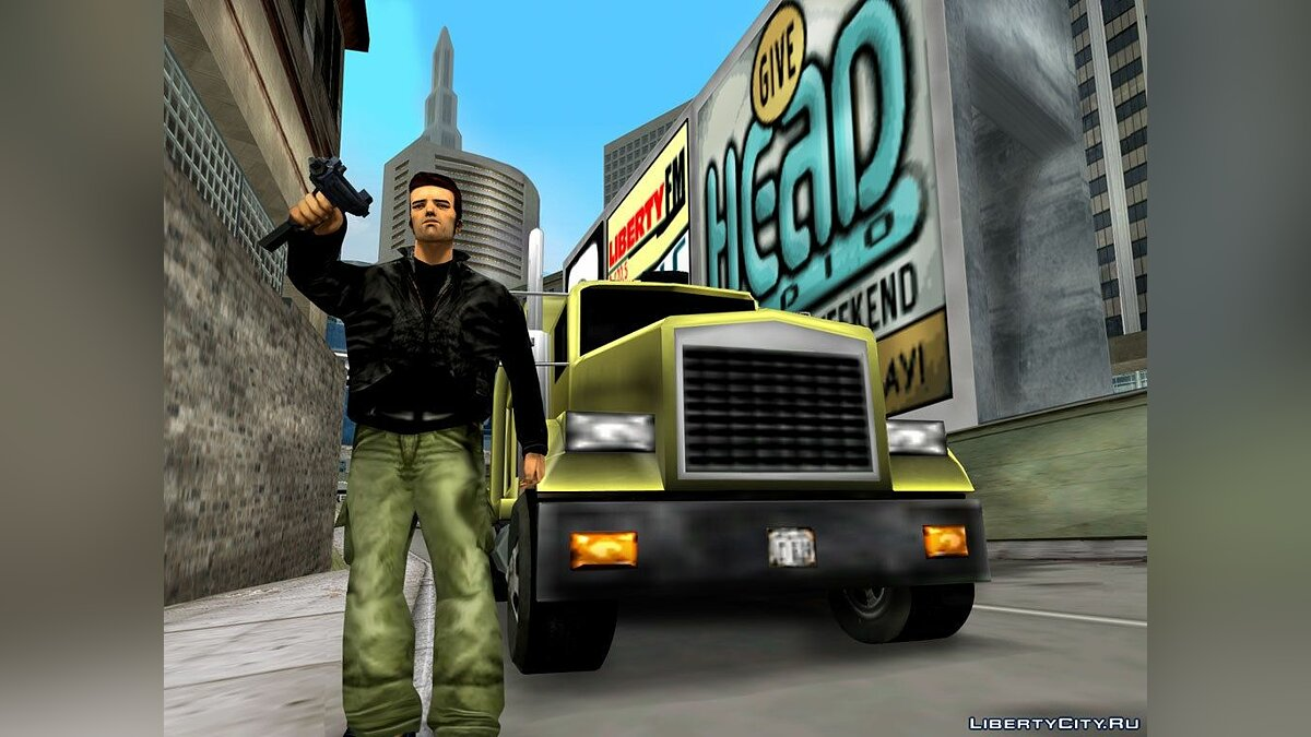 Mod Beta Radio + PS2 Song for GTA 3