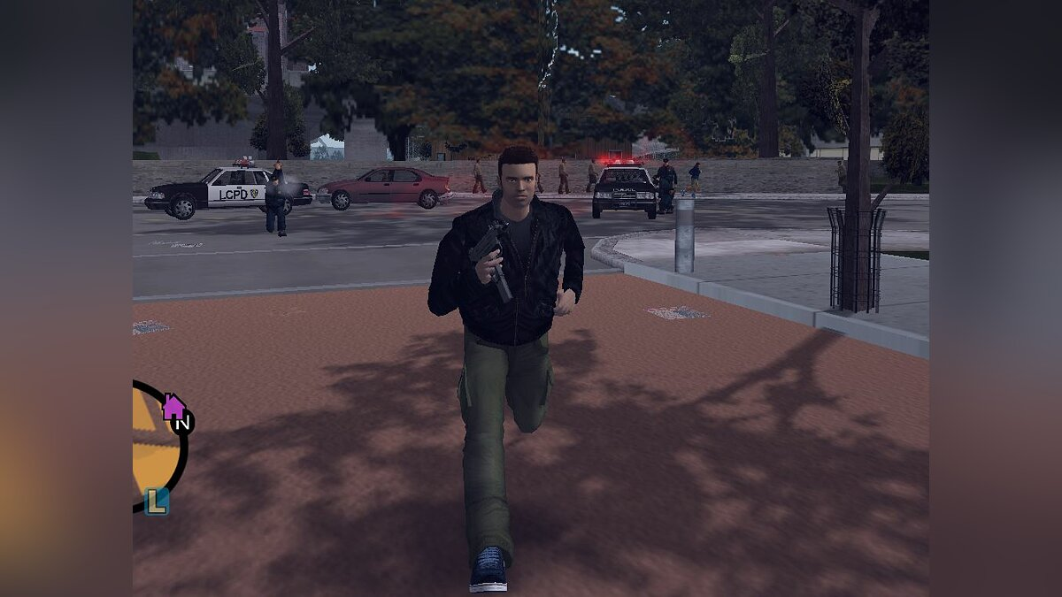 HD Claude for GTA 3