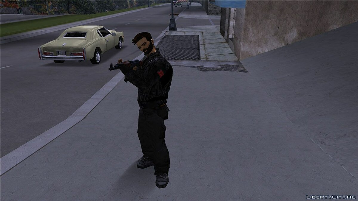 New character Renegade skin for GTA 3