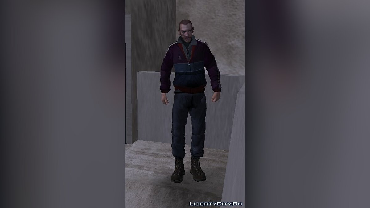NIKO BELLIC FOR GTA III for GTA 3 - screenshot #3