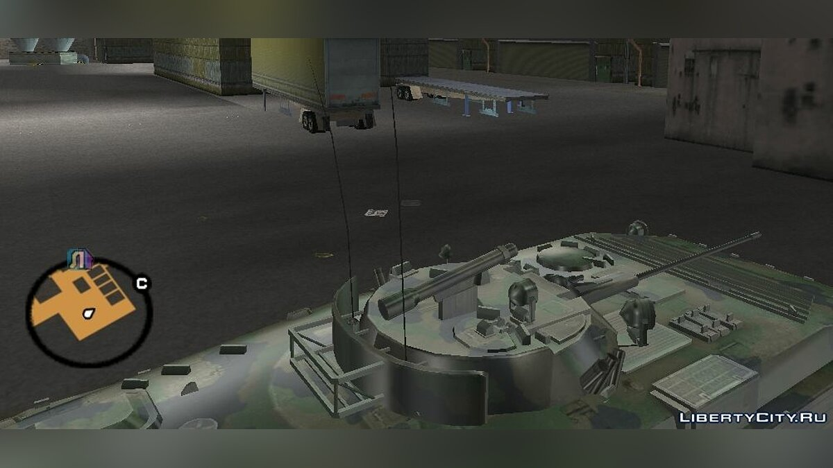 BMP-2 - improved version for GTA 3 - screenshot #5
