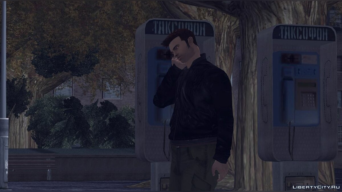 Save Saves of Phone Missions for GTA 3