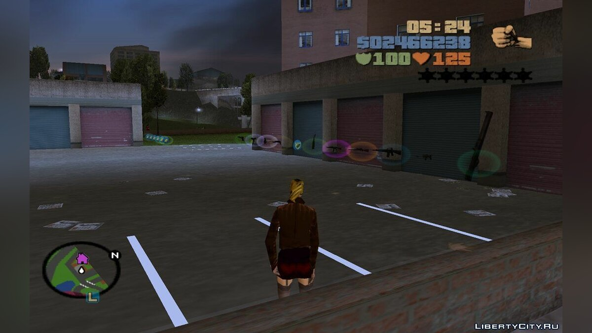 Save Starter Save for GTA 3