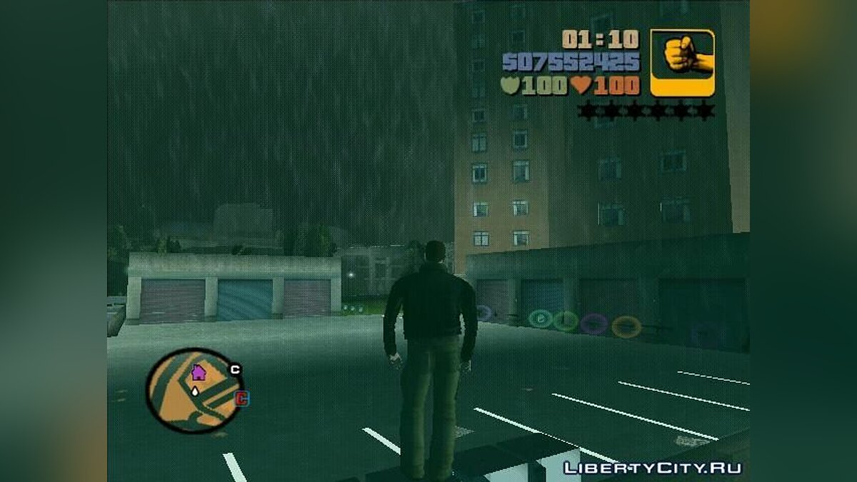 Save Retention of 99% for GTA 3