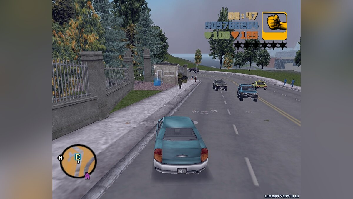 Save Unical Save (2015) for GTA 3