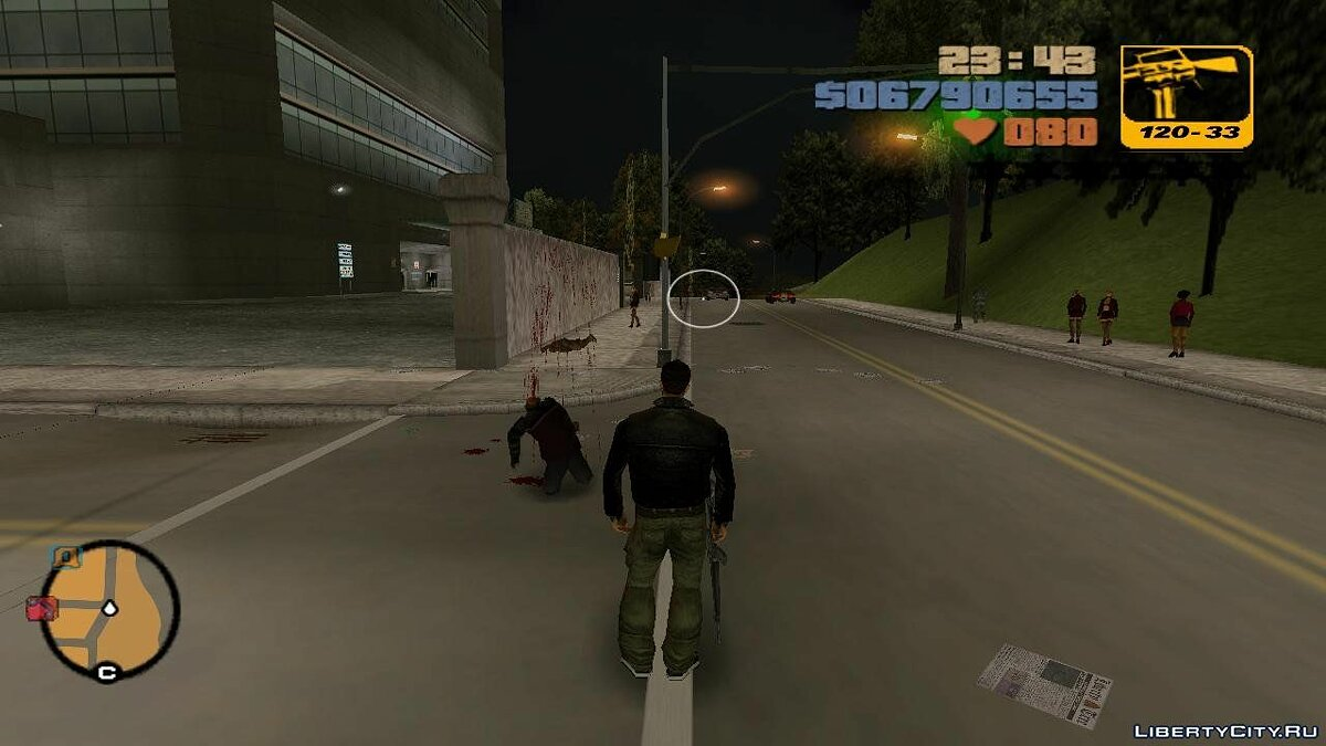 GTA III Reloading for GTA 3 - Картинка #1