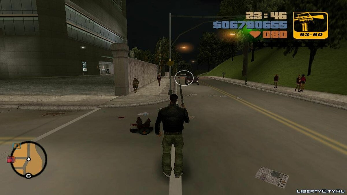 GTA III Reloading for GTA 3 - Картинка #2