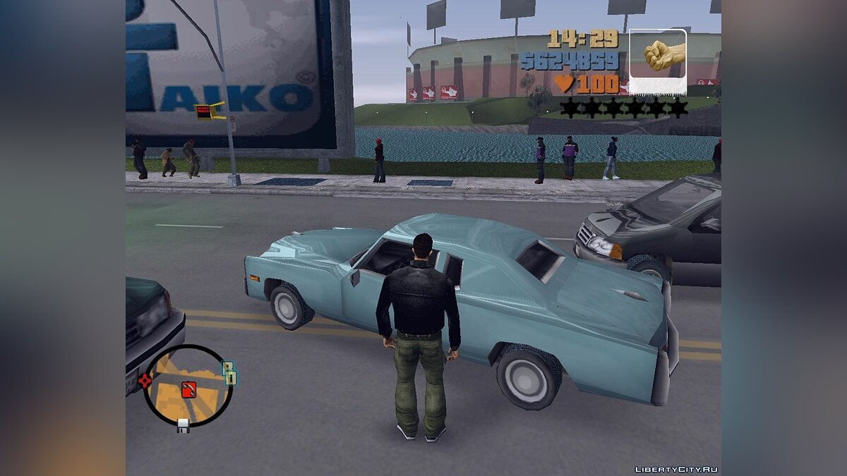 Car Cheat for GTA 3