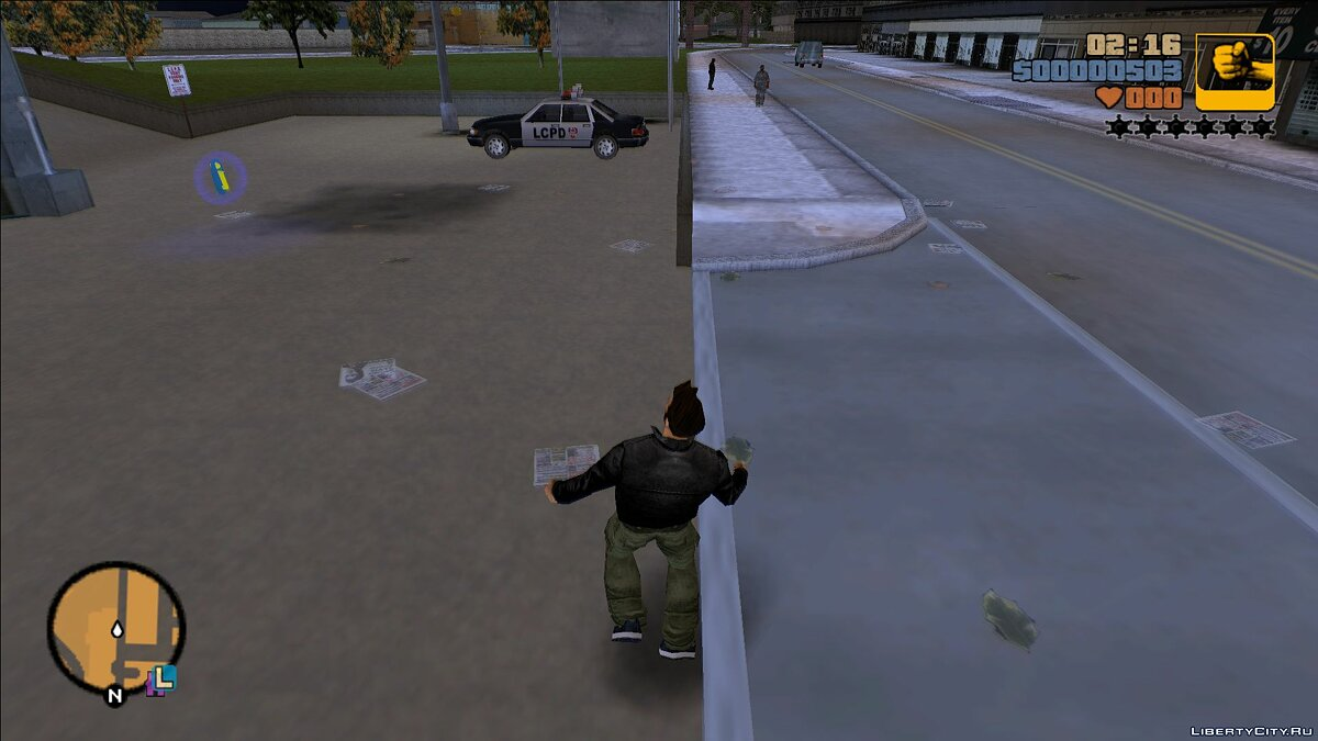 Script mod Fast Death v2 for GTA 3
