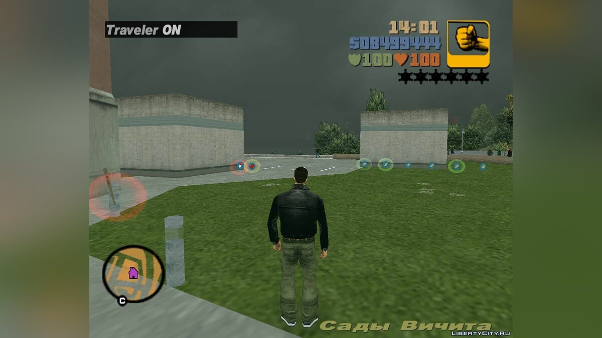 Traveler for GTA 3