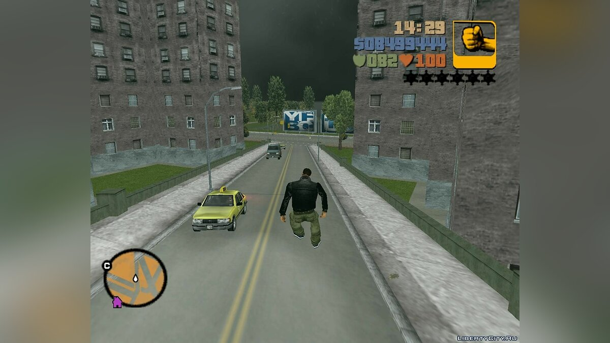 Traveler for GTA 3 - screenshot #5